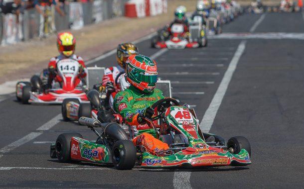 El Sidral Aga Racing Team Iniciará El Año En El Grand Prix Internacional