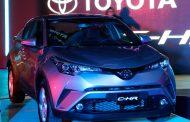Debuta en México Toyota C-HR, la nueva mini SUV que atrae miradas