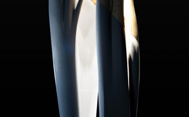 El Peugeot Design Lab diseña la araña Onyx completando la colección de mobiliario y decoración