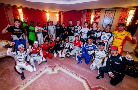 Destacada clasificación de Rojas en la Carrera de Campeones