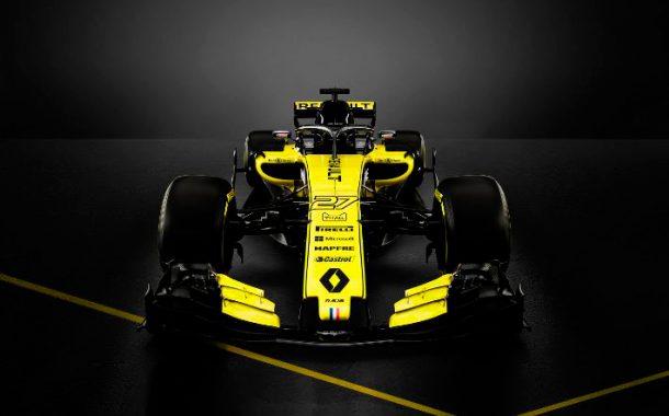 INFINITI, socio técnico del equipo de Renault Sport Fórmula Uno™, comparte la develación del R.S.18