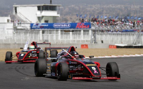 Mohnhaupt y Fraga reparten victorias en el cierre de la F4 en Puebla